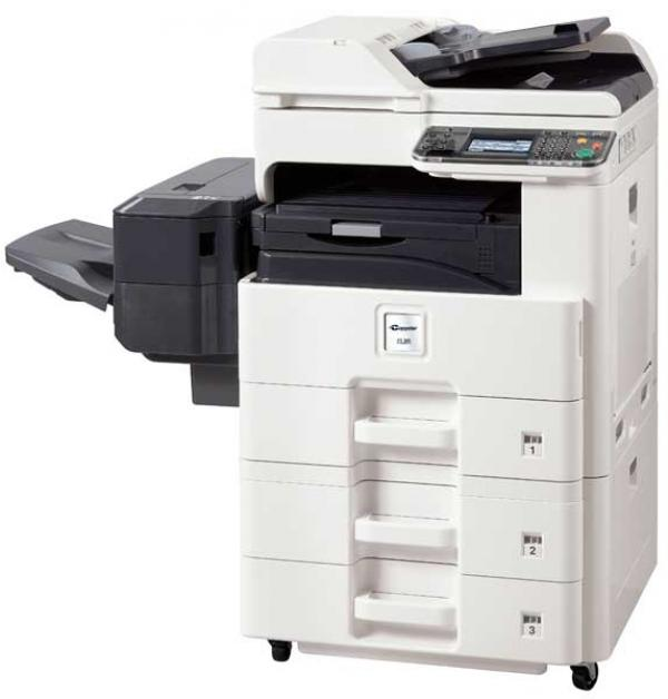 CS 255 - 25 PPM Kyocera Black Multifunctional System | Kyocera Mita
