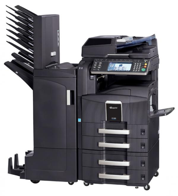 CS 520i  52 PPM    Kyocera    Black and White Multifunctional System      Kyocera       Mita    Digital Color
