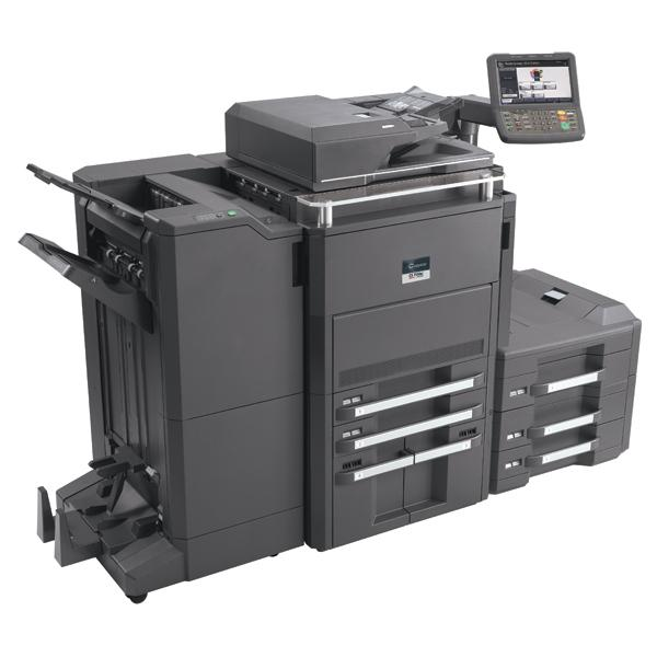 CS 7550ci Kyocera Color Multifunctional Printer