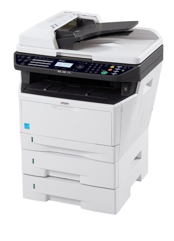 FS-1128MFP - 30 PPM Kyocera Black and White Multifunctional Printer