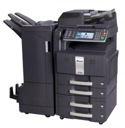 CS 500ci - 50 PPM Kyocera Black/ 40 PPM Kyocera Color Multifunctional System