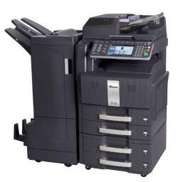CS 552ci - 55 PPM Kyocera Black / 50 PPM Kyocera Color Multifunctional System