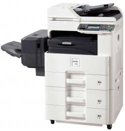 CS 255 - 25 PPM Kyocera Black Multifunctional System