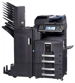 CS 520i - 52 PPM Kyocera Black and White Multifunctional System