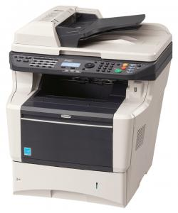 FS-3040MFP - 42 PPM Kyocera Black and White Multifunctional Printer