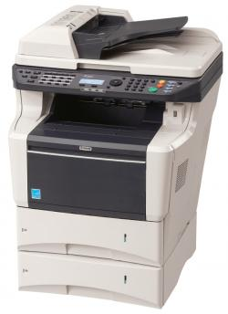 FS-3140MFP - 42 PPM Kyocera Black and White Multifunctional Printer