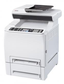 FS-C1020MFP - 21 PPM Kyocera Color Multifunctional Printer