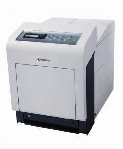 FS-C5100DN - 23/23 PPM Kyocera Color Network Laser Printer