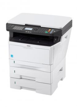 FS-1028MFP - 30 PPM Kyocera Black and White Multifunctional Printer