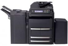 CS 820 - 82 PPM Kyocera Black and White Multifunctional System